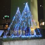 富山県の県木を表した立山杉
