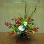 (花)モカラ、エンリジューム、アンスリューム(葉物)ソングオブジャマイカ、ゴットセファナ(枝)石化エニシダ